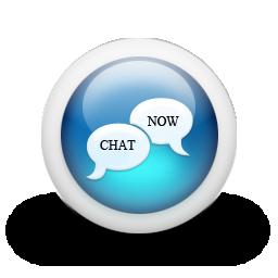Chat Button Large Type Maximumedia Design
